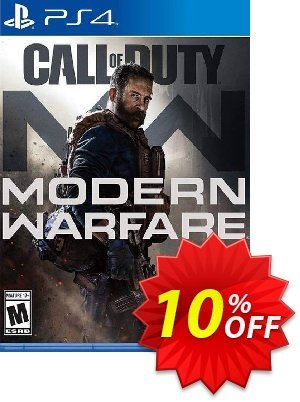 Call of Duty: Modern Warfare PS4 (UK) discount coupon Call of Duty: Modern Warfare PS4 (UK) Deal - Call of Duty: Modern Warfare PS4 (UK) Exclusive Easter Sale offer for iVoicesoft