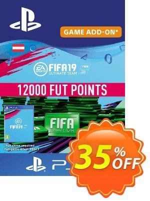 Fifa 19 - 12000 FUT Points PS4 (Austria) discount coupon Fifa 19 - 12000 FUT Points PS4 (Austria) Deal - Fifa 19 - 12000 FUT Points PS4 (Austria) Exclusive Easter Sale offer for iVoicesoft