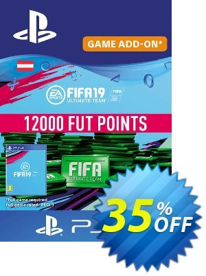Fifa 19 - 12000 FUT Points PS4 (Austria) 프로모션 코드 Fifa 19 - 12000 FUT Points PS4 (Austria) Deal 프로모션: Fifa 19 - 12000 FUT Points PS4 (Austria) Exclusive Easter Sale offer for iVoicesoft