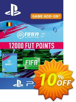 Fifa 19 - 12000 FUT Points PS4 (Belgium) discount coupon Fifa 19 - 12000 FUT Points PS4 (Belgium) Deal - Fifa 19 - 12000 FUT Points PS4 (Belgium) Exclusive Easter Sale offer for iVoicesoft
