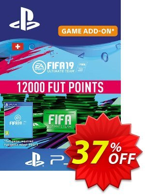 Fifa 19 - 12000 FUT Points PS4 (Switzerland) 프로모션 코드 Fifa 19 - 12000 FUT Points PS4 (Switzerland) Deal 프로모션: Fifa 19 - 12000 FUT Points PS4 (Switzerland) Exclusive Easter Sale offer for iVoicesoft