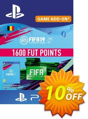Fifa 19 - 1600 FUT Points PS4 (Belgium) discount coupon Fifa 19 - 1600 FUT Points PS4 (Belgium) Deal - Fifa 19 - 1600 FUT Points PS4 (Belgium) Exclusive Easter Sale offer for iVoicesoft
