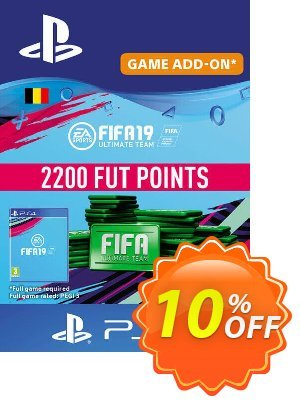 Fifa 19 - 2200 FUT Points PS4 (Belgium) discount coupon Fifa 19 - 2200 FUT Points PS4 (Belgium) Deal - Fifa 19 - 2200 FUT Points PS4 (Belgium) Exclusive Easter Sale offer for iVoicesoft