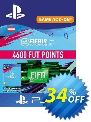 Fifa 19 - 4600 FUT Points PS4 (Austria) discount coupon Fifa 19 - 4600 FUT Points PS4 (Austria) Deal - Fifa 19 - 4600 FUT Points PS4 (Austria) Exclusive Easter Sale offer for iVoicesoft