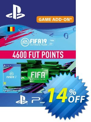 Fifa 19 - 4600 FUT Points PS4 (Belgium) 優惠券,折扣碼 Fifa 19 - 4600 FUT Points PS4 (Belgium) Deal,促銷代碼: Fifa 19 - 4600 FUT Points PS4 (Belgium) Exclusive Easter Sale offer for iVoicesoft