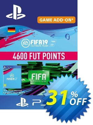 Fifa 19 - 4600 FUT Points PS4 (Germany) discount coupon Fifa 19 - 4600 FUT Points PS4 (Germany) Deal - Fifa 19 - 4600 FUT Points PS4 (Germany) Exclusive Easter Sale offer for iVoicesoft
