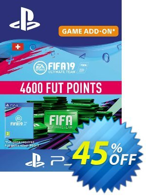 Fifa 19 - 4600 FUT Points PS4 (Switzerland) 優惠券,折扣碼 Fifa 19 - 4600 FUT Points PS4 (Switzerland) Deal,促銷代碼: Fifa 19 - 4600 FUT Points PS4 (Switzerland) Exclusive Easter Sale offer for iVoicesoft