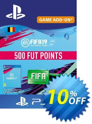 Fifa 19 - 500 FUT Points PS4 (Belgium) discount coupon Fifa 19 - 500 FUT Points PS4 (Belgium) Deal - Fifa 19 - 500 FUT Points PS4 (Belgium) Exclusive Easter Sale offer for iVoicesoft