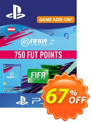 Fifa 19 - 750 FUT Points PS4 (Austria) discount coupon Fifa 19 - 750 FUT Points PS4 (Austria) Deal - Fifa 19 - 750 FUT Points PS4 (Austria) Exclusive Easter Sale offer for iVoicesoft