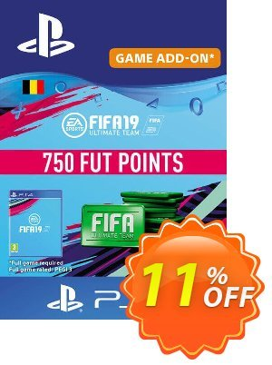 Fifa 19 - 750 FUT Points PS4 (Belgium) discount coupon Fifa 19 - 750 FUT Points PS4 (Belgium) Deal - Fifa 19 - 750 FUT Points PS4 (Belgium) Exclusive Easter Sale offer for iVoicesoft