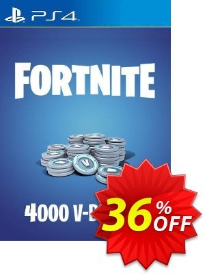 Fortnite - 4000 V-Bucks PS4 (EU) discount coupon Fortnite - 4000 V-Bucks PS4 (EU) Deal - Fortnite - 4000 V-Bucks PS4 (EU) Exclusive Easter Sale offer for iVoicesoft