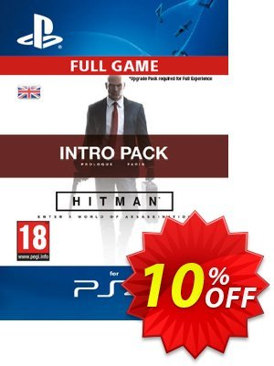 Hitman - Intro Pack PS4 - Digital Code discount coupon Hitman - Intro Pack PS4 - Digital Code Deal - Hitman - Intro Pack PS4 - Digital Code Exclusive Easter Sale offer for iVoicesoft