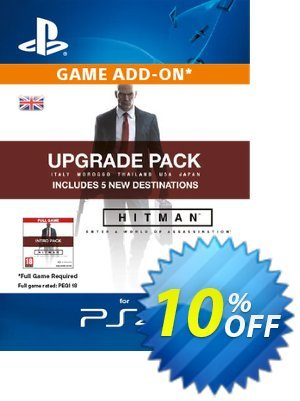 Hitman - Upgrade Pack PS4 - Digital Code discount coupon Hitman - Upgrade Pack PS4 - Digital Code Deal - Hitman - Upgrade Pack PS4 - Digital Code Exclusive Easter Sale offer for iVoicesoft