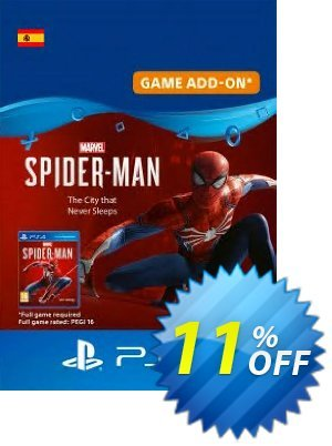Marvels Spider-Man The City That Never Sleeps PS4 (Spain) 프로모션 코드 Marvels Spider-Man The City That Never Sleeps PS4 (Spain) Deal 프로모션: Marvels Spider-Man The City That Never Sleeps PS4 (Spain) Exclusive Easter Sale offer for iVoicesoft