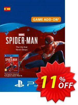 Marvels Spider-Man The City That Never Sleeps PS4 (Spain) discount coupon Marvels Spider-Man The City That Never Sleeps PS4 (Spain) Deal - Marvels Spider-Man The City That Never Sleeps PS4 (Spain) Exclusive Easter Sale offer for iVoicesoft