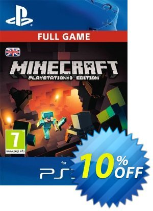 Minecraft PS3 - Digital Code 優惠券,折扣碼 Minecraft PS3 - Digital Code Deal,促銷代碼: Minecraft PS3 - Digital Code Exclusive Easter Sale offer for iVoicesoft