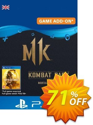 Mortal Kombat 11 Kombat Pack PS4 discount coupon Mortal Kombat 11 Kombat Pack PS4 Deal - Mortal Kombat 11 Kombat Pack PS4 Exclusive Easter Sale offer for iVoicesoft