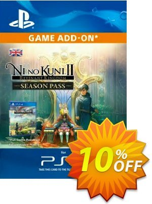 Ni No Kuni II: Revenant Kingdom - Season Pass PS4 優惠券,折扣碼 Ni No Kuni II: Revenant Kingdom - Season Pass PS4 Deal,促銷代碼: Ni No Kuni II: Revenant Kingdom - Season Pass PS4 Exclusive Easter Sale offer for iVoicesoft