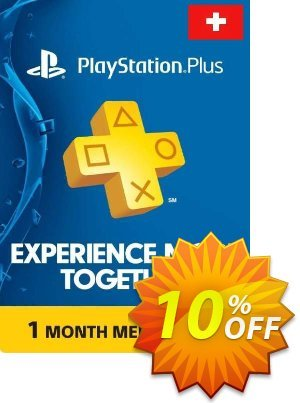 Playstation Plus - 1 Month Subscription (Switzerland) discount coupon Playstation Plus - 1 Month Subscription (Switzerland) Deal - Playstation Plus - 1 Month Subscription (Switzerland) Exclusive Easter Sale offer for iVoicesoft