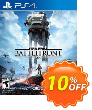 Star Wars: Battlefront PS4 - Digital Code (US only) discount coupon Star Wars: Battlefront PS4 - Digital Code (US only) Deal - Star Wars: Battlefront PS4 - Digital Code (US only) Exclusive Easter Sale offer for iVoicesoft