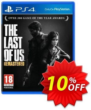 The Last of Us Remastered PS4 - Digital Code discount coupon The Last of Us Remastered PS4 - Digital Code Deal - The Last of Us Remastered PS4 - Digital Code Exclusive Easter Sale offer for iVoicesoft