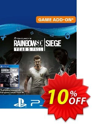 Tom Clancys Rainbow Six Siege - Year 5 Pass PS4 (Germany) discount coupon Tom Clancys Rainbow Six Siege - Year 5 Pass PS4 (Germany) Deal - Tom Clancys Rainbow Six Siege - Year 5 Pass PS4 (Germany) Exclusive Easter Sale offer for iVoicesoft