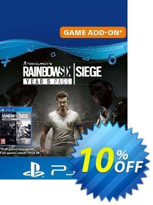 Tom Clancys Rainbow Six Siege - Year 5 Pass PS4 (Germany) Coupon discount Tom Clancys Rainbow Six Siege - Year 5 Pass PS4 (Germany) Deal. Promotion: Tom Clancys Rainbow Six Siege - Year 5 Pass PS4 (Germany) Exclusive Easter Sale offer for iVoicesoft