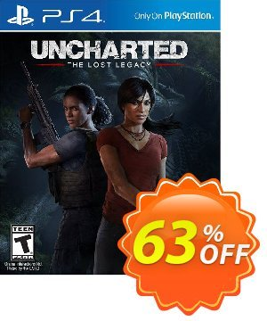 Uncharted: The Lost Legacy PS4 discount coupon Uncharted: The Lost Legacy PS4 Deal - Uncharted: The Lost Legacy PS4 Exclusive Easter Sale offer for iVoicesoft