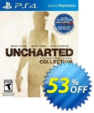 UNCHARTED: The Nathan Drake Collection PS4 - Digital Code 프로모션 코드 UNCHARTED: The Nathan Drake Collection PS4 - Digital Code Deal 프로모션: UNCHARTED: The Nathan Drake Collection PS4 - Digital Code Exclusive Easter Sale offer for iVoicesoft