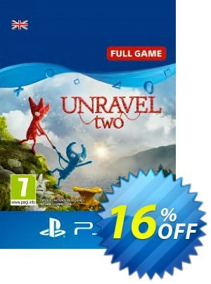 Unravel Two 2 PS4 프로모션 코드 Unravel Two 2 PS4 Deal 프로모션: Unravel Two 2 PS4 Exclusive Easter Sale offer for iVoicesoft
