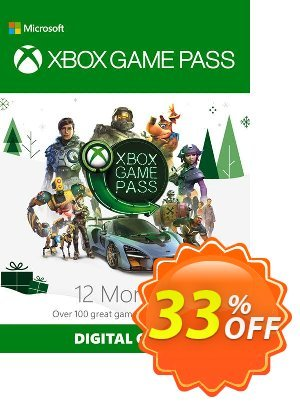12 Month Xbox Game Pass Xbox One 프로모션 코드 12 Month Xbox Game Pass Xbox One Deal 프로모션: 12 Month Xbox Game Pass Xbox One Exclusive Easter Sale offer for iVoicesoft