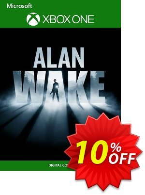 Alan Wake Xbox One 優惠券,折扣碼 Alan Wake Xbox One Deal,促銷代碼: Alan Wake Xbox One Exclusive Easter Sale offer for iVoicesoft