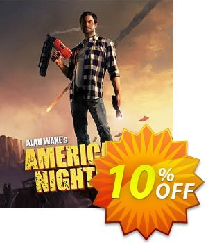 Alan Wake's American Nightmare Xbox One / 360 프로모션 코드 Alan Wake's American Nightmare Xbox One / 360 Deal 프로모션: Alan Wake's American Nightmare Xbox One / 360 Exclusive Easter Sale offer for iVoicesoft