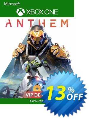 Anthem Xbox One + VIP Demo discount coupon Anthem Xbox One + VIP Demo Deal - Anthem Xbox One + VIP Demo Exclusive Easter Sale offer for iVoicesoft