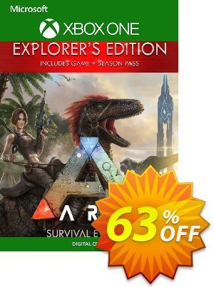 ARK Survival Evolved Explorers Edition Xbox One (UK) Coupon discount ARK Survival Evolved Explorers Edition Xbox One (UK) Deal. Promotion: ARK Survival Evolved Explorers Edition Xbox One (UK) Exclusive Easter Sale offer for iVoicesoft