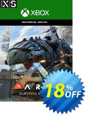 ARK Survival Evolved Xbox One割引コード・ARK Survival Evolved Xbox One Deal キャンペーン:ARK Survival Evolved Xbox One Exclusive Easter Sale offer for iVoicesoft