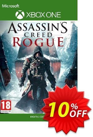 Assassin's Creed Rogue Xbox One discount coupon Assassin's Creed Rogue Xbox One Deal - Assassin's Creed Rogue Xbox One Exclusive Easter Sale offer for iVoicesoft