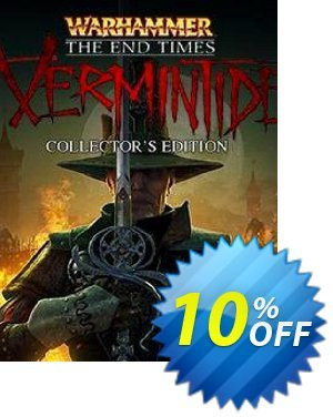 Warhammer: End Times - Vermintide Collectors Edition PC discount coupon Warhammer: End Times - Vermintide Collectors Edition PC Deal - Warhammer: End Times - Vermintide Collectors Edition PC Exclusive offer for iVoicesoft