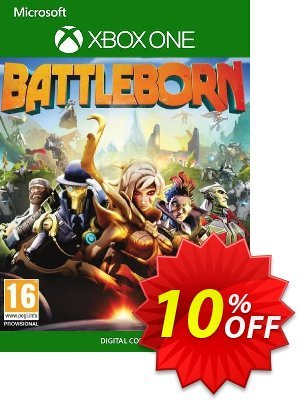 Battleborn Xbox One discount coupon Battleborn Xbox One Deal - Battleborn Xbox One Exclusive Easter Sale offer for iVoicesoft
