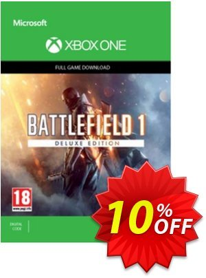 Battlefield 1 Deluxe Edition Xbox One discount coupon Battlefield 1 Deluxe Edition Xbox One Deal - Battlefield 1 Deluxe Edition Xbox One Exclusive Easter Sale offer for iVoicesoft