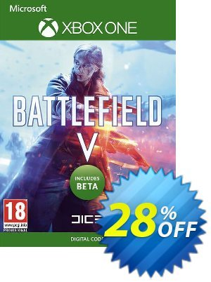 Battlefield V 5 Xbox One + BETA discount coupon Battlefield V 5 Xbox One + BETA Deal - Battlefield V 5 Xbox One + BETA Exclusive Easter Sale offer for iVoicesoft