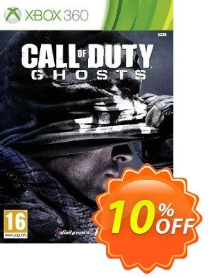 Call of Duty (COD): Ghosts Xbox 360 - Digital Code discount coupon Call of Duty (COD): Ghosts Xbox 360 - Digital Code Deal - Call of Duty (COD): Ghosts Xbox 360 - Digital Code Exclusive Easter Sale offer for iVoicesoft