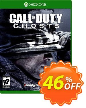 Call of Duty (COD): Ghosts Xbox One - Digital Code discount coupon Call of Duty (COD): Ghosts Xbox One - Digital Code Deal - Call of Duty (COD): Ghosts Xbox One - Digital Code Exclusive Easter Sale offer for iVoicesoft