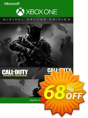 Call of Duty Infinite Warfare - Digital Deluxe Edition Xbox One (UK) discount coupon Call of Duty Infinite Warfare - Digital Deluxe Edition Xbox One (UK) Deal - Call of Duty Infinite Warfare - Digital Deluxe Edition Xbox One (UK) Exclusive Easter Sale offer for iVoicesoft