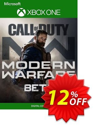 Call of Duty Modern Warfare Beta Xbox One discount coupon Call of Duty Modern Warfare Beta Xbox One Deal - Call of Duty Modern Warfare Beta Xbox One Exclusive Easter Sale offer for iVoicesoft