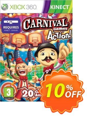 Carnival Games: In Action Xbox 360 - Digital Code 優惠券,折扣碼 Carnival Games: In Action Xbox 360 - Digital Code Deal,促銷代碼: Carnival Games: In Action Xbox 360 - Digital Code Exclusive Easter Sale offer for iVoicesoft