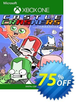 Castle Crashers Remastered Xbox One (UK) discount coupon Castle Crashers Remastered Xbox One (UK) Deal - Castle Crashers Remastered Xbox One (UK) Exclusive Easter Sale offer for iVoicesoft