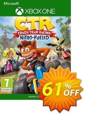 Crash Team Racing Nitro-Fueled Xbox one (UK) discount coupon Crash Team Racing Nitro-Fueled Xbox one (UK) Deal - Crash Team Racing Nitro-Fueled Xbox one (UK) Exclusive Easter Sale offer for iVoicesoft