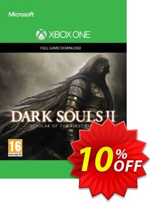 Dark Souls II 2: Scholar of the First Sin Xbox One discount coupon Dark Souls II 2: Scholar of the First Sin Xbox One Deal - Dark Souls II 2: Scholar of the First Sin Xbox One Exclusive Easter Sale offer for iVoicesoft