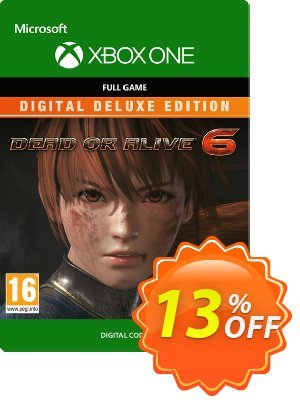 Dead or Alive 6 Deluxe Edition Xbox One discount coupon Dead or Alive 6 Deluxe Edition Xbox One Deal - Dead or Alive 6 Deluxe Edition Xbox One Exclusive Easter Sale offer for iVoicesoft